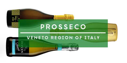 Prosseco Gifts form Champers Direct