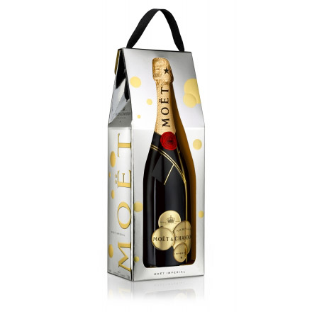 Buy & Send Moet & Chandon Brut Imperial Champagne So Bubbly Gift ...